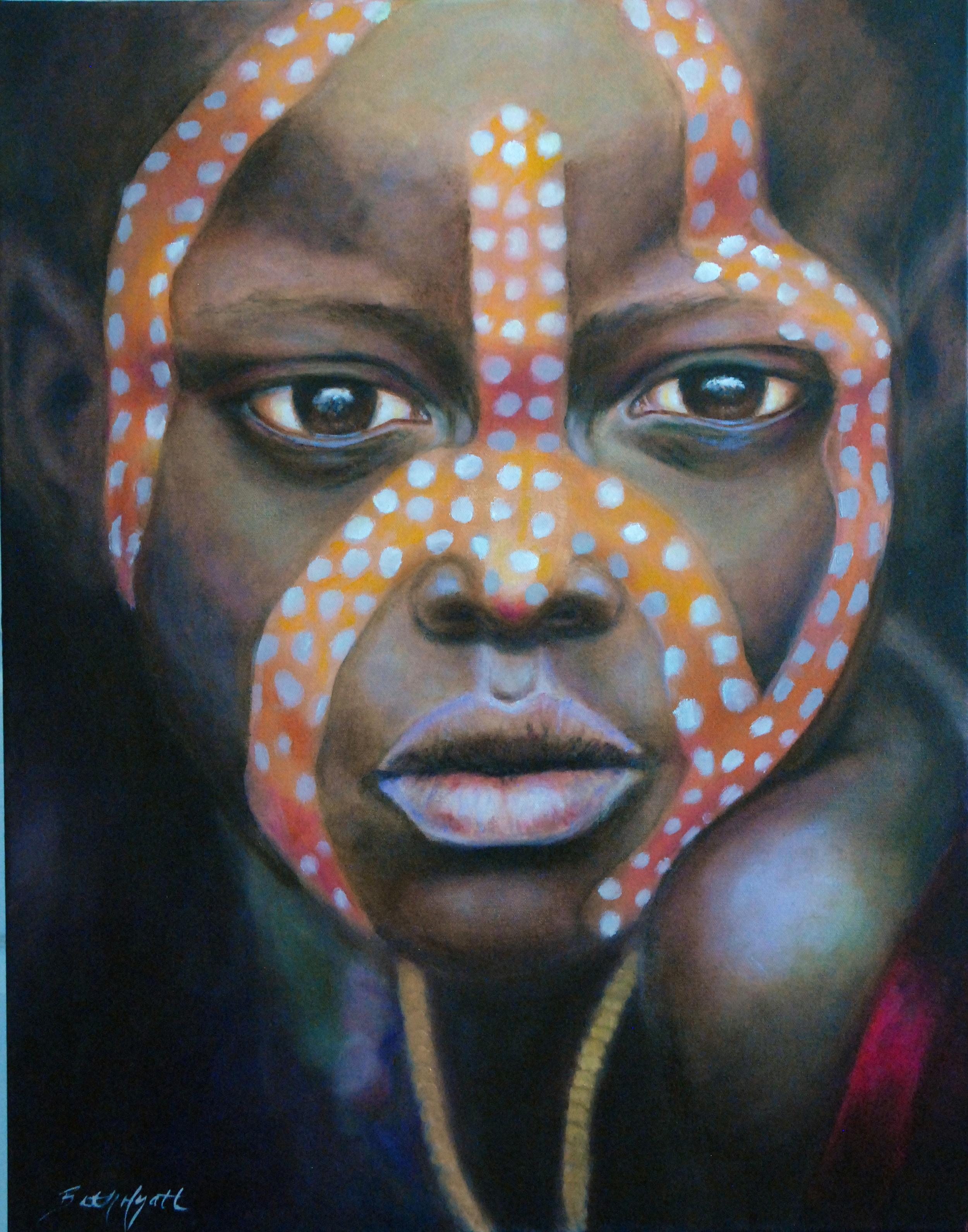 Beth Hyatt, Oil on Canvas