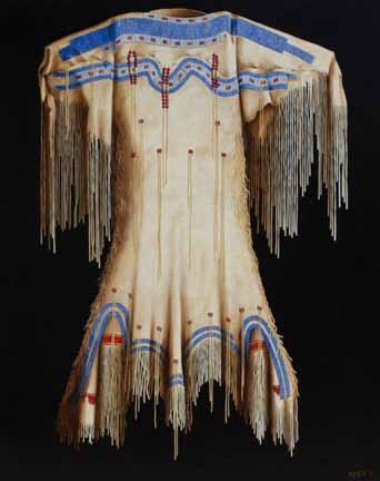 """Blackfoot Dress"""