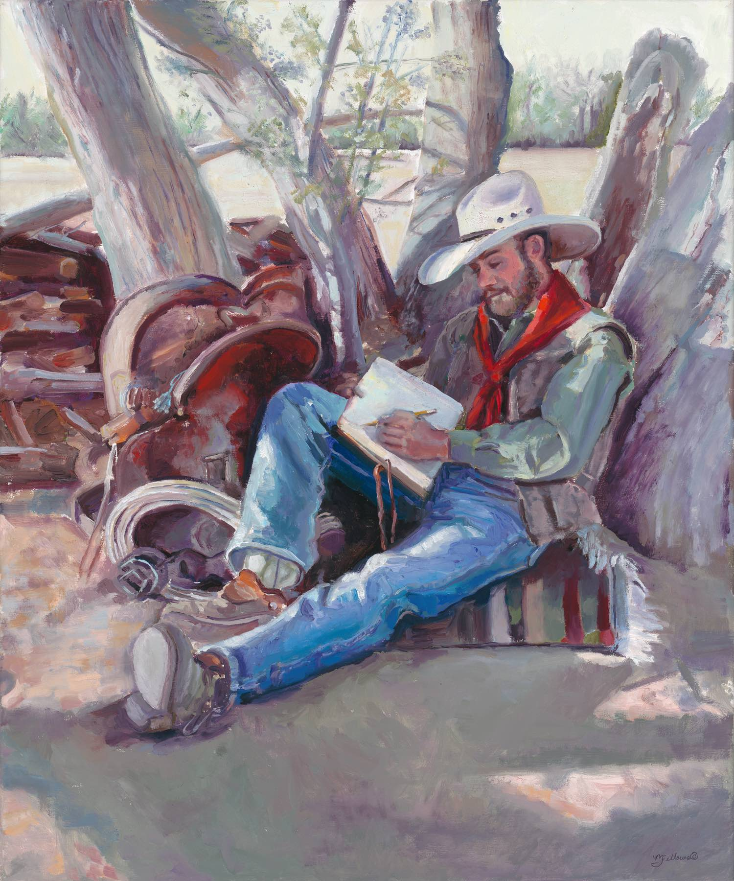"""Cowboy Journal"""