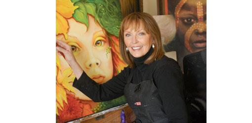 Beth Hyatt - Foothills Focus: 'The Magic of Light & Shadow'