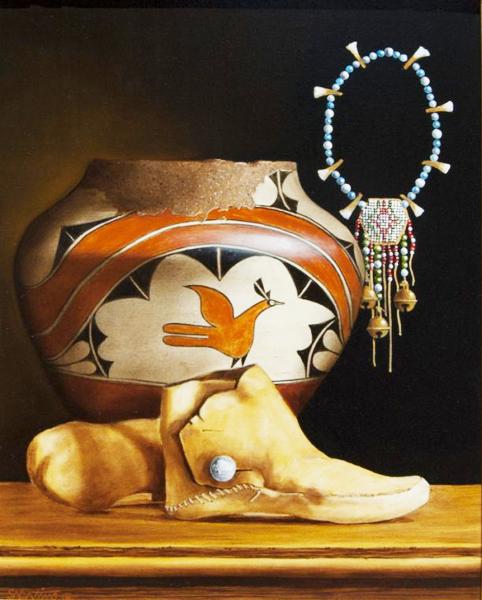 """Navajo Moccasins"""