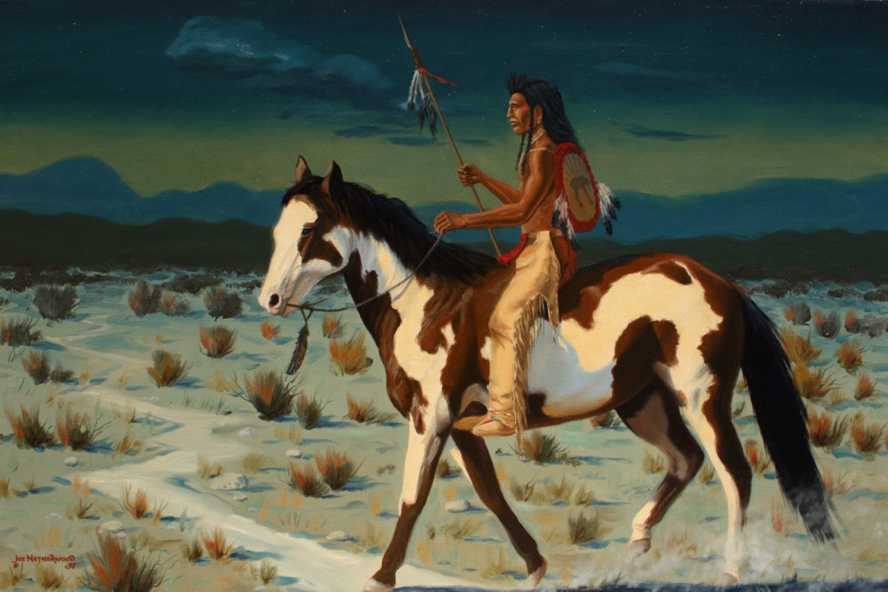 """Comanche Moon"""