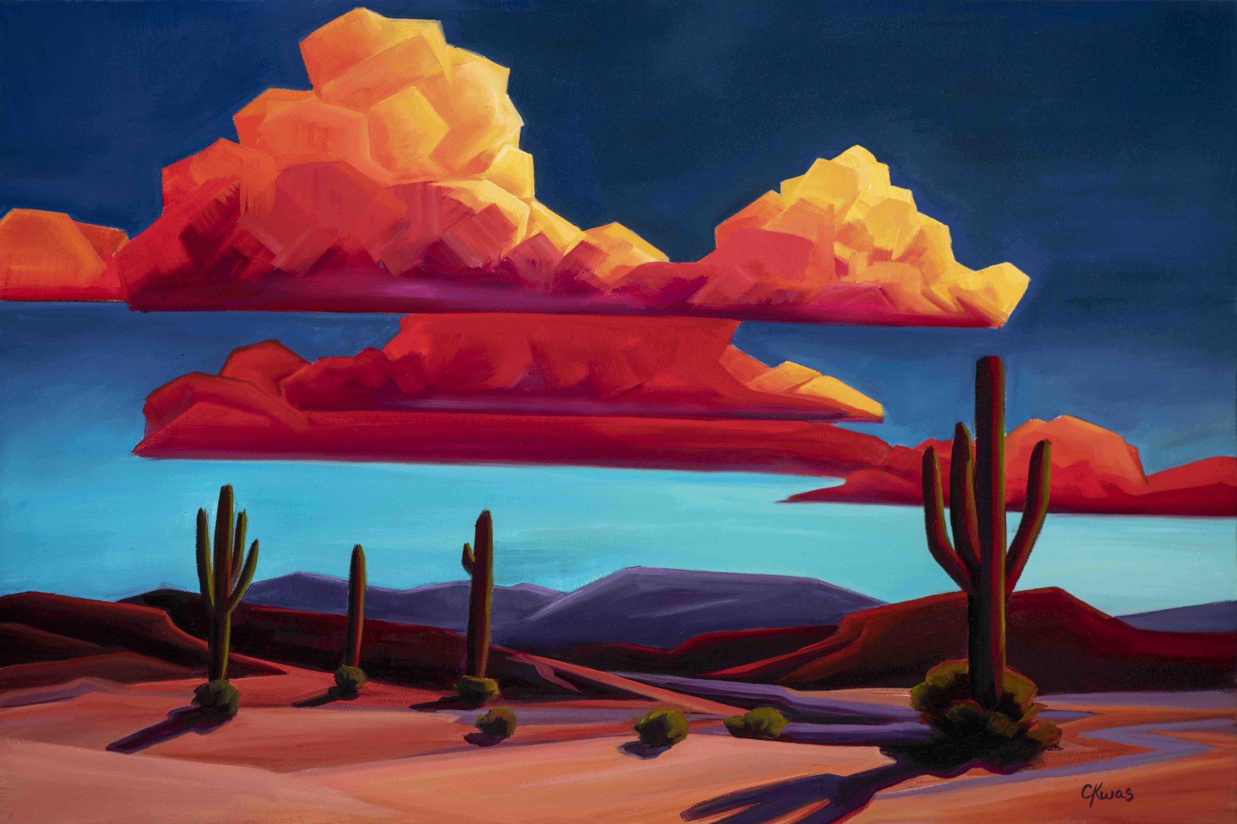 """""""Low Sky Desert"""""""