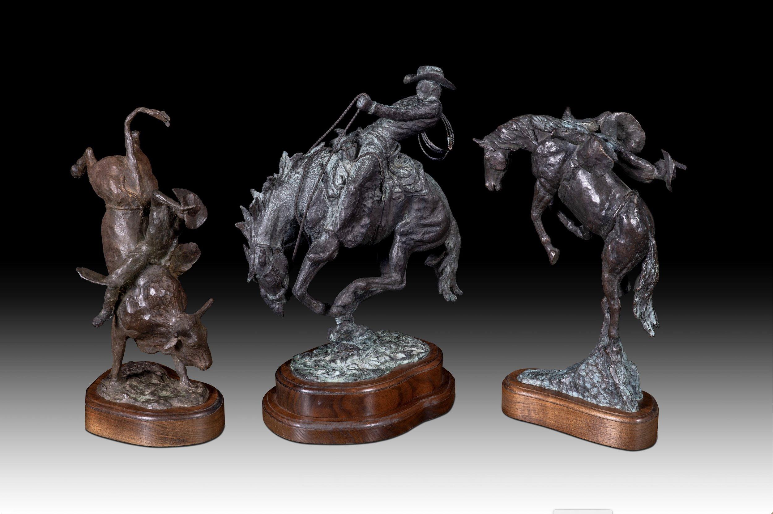 """""""Bull Rider, Wrangler and Bareback Ridet"""