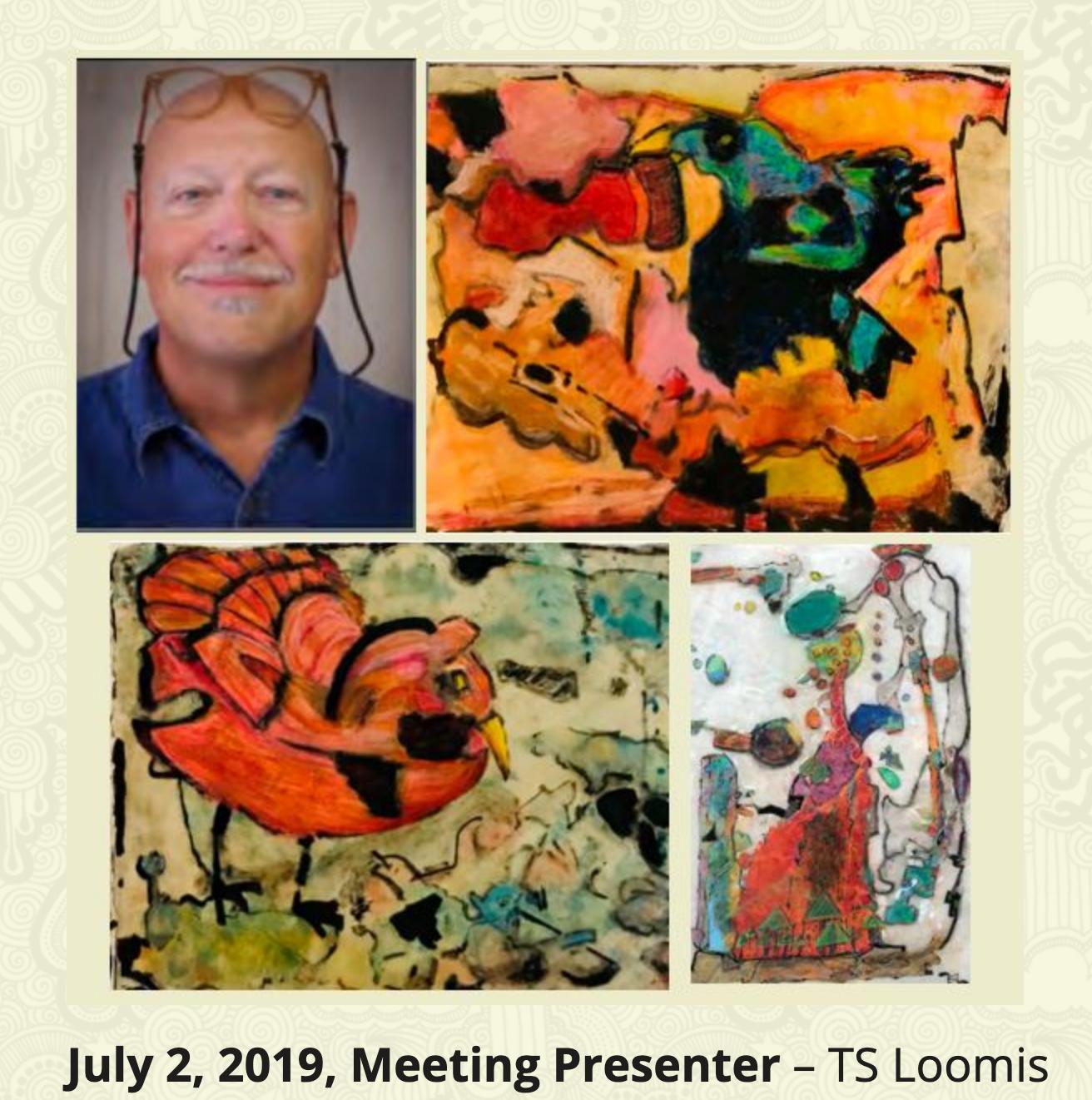 TS Loomis - Scottsdale Artists League, July 2019