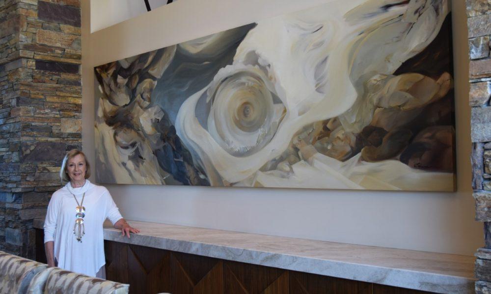 Jeanne Bonine - Voyage Phoenix, July 2019