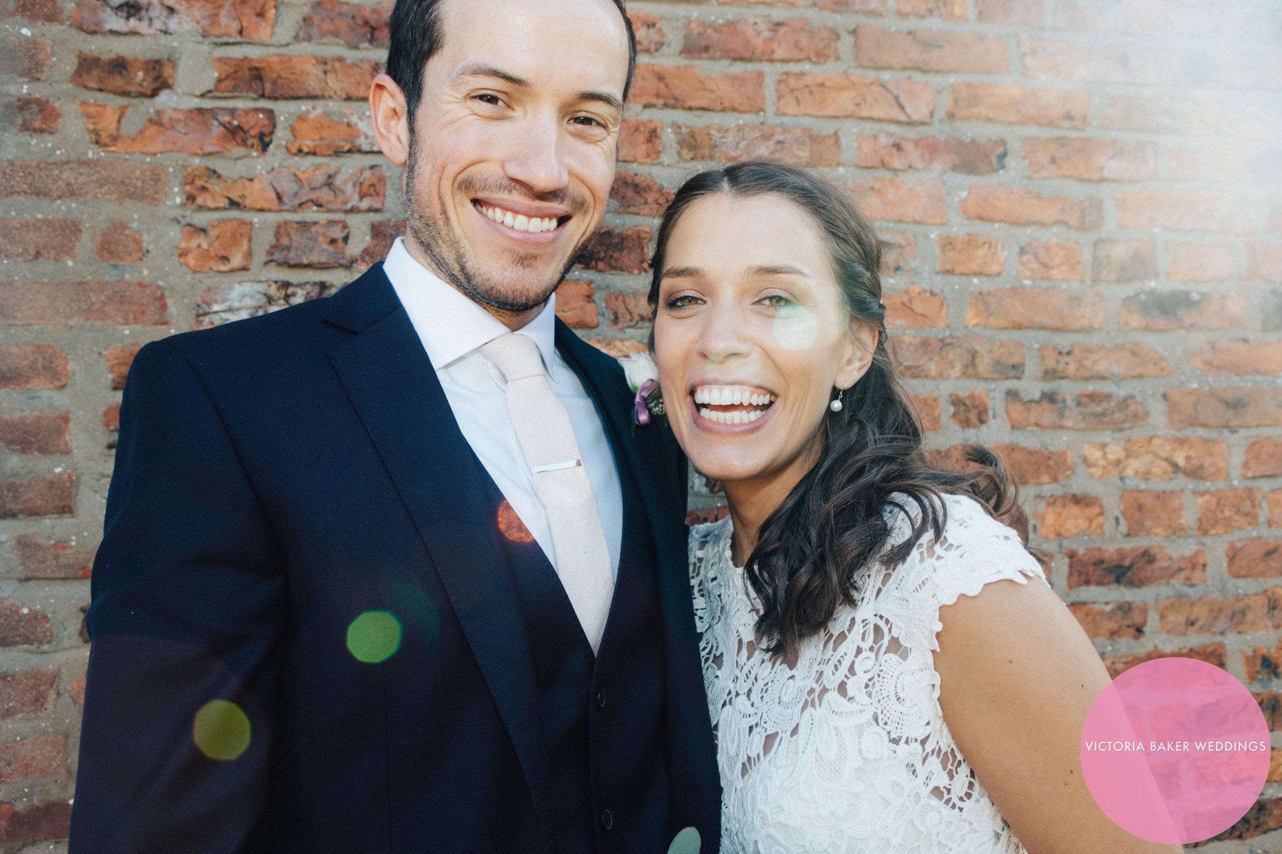 VictoriaBakerWeddings-Bride and Groom