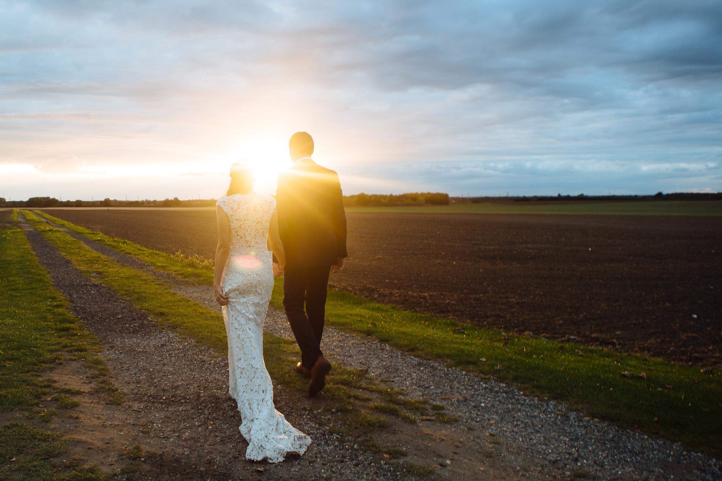 Bride and Groom VictoriaBakerWeddings