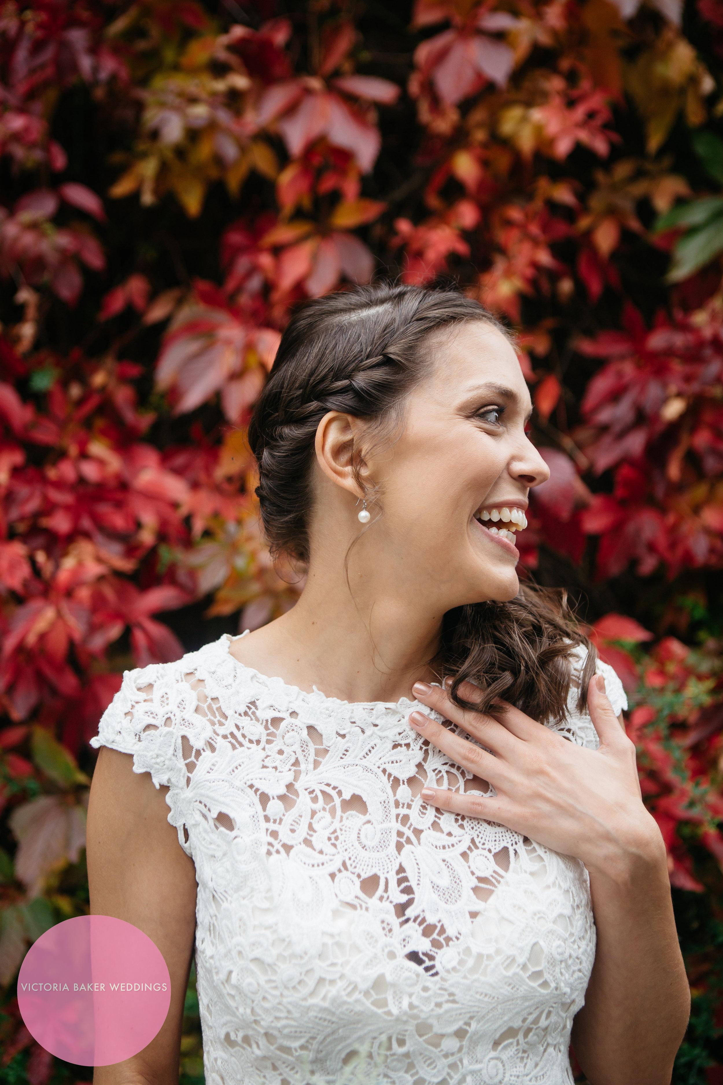 Best Wedding Photographs 2016 - Gorgeous bride Jenna
