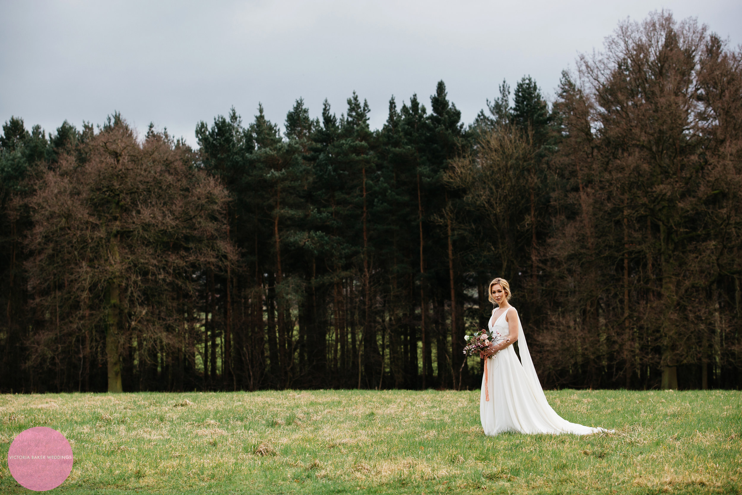 April at Camp Katur North Yorkshire Wedding