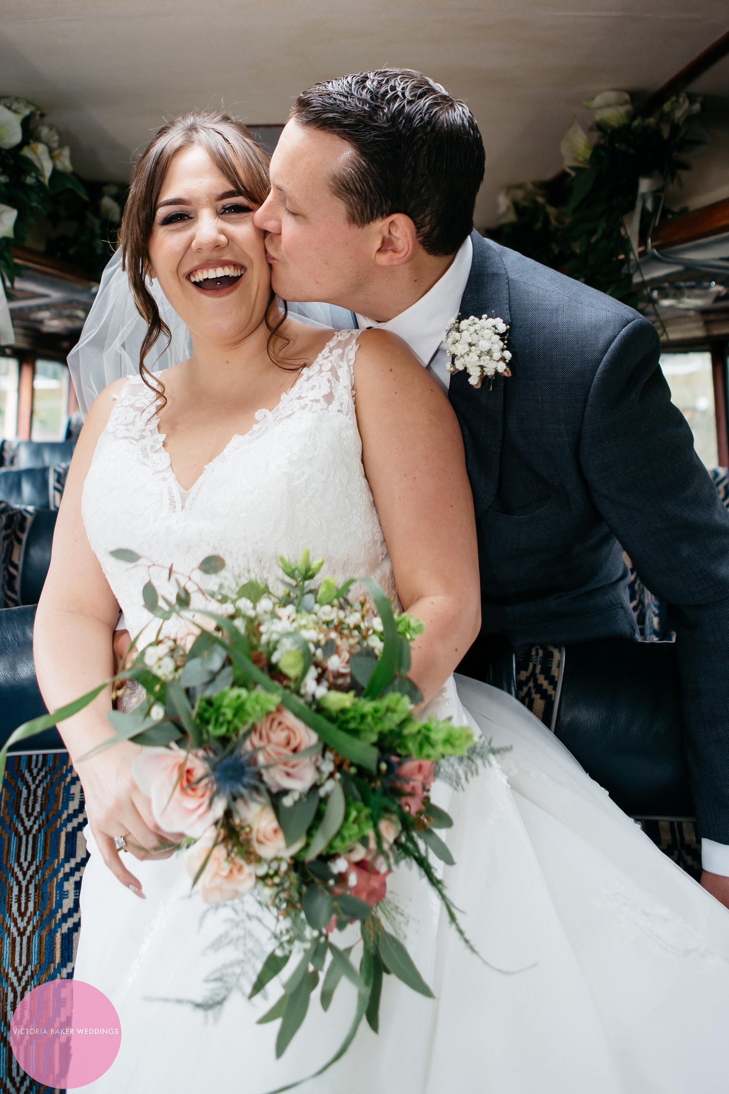 Bride and Groom just married| Wedding photography Leeds