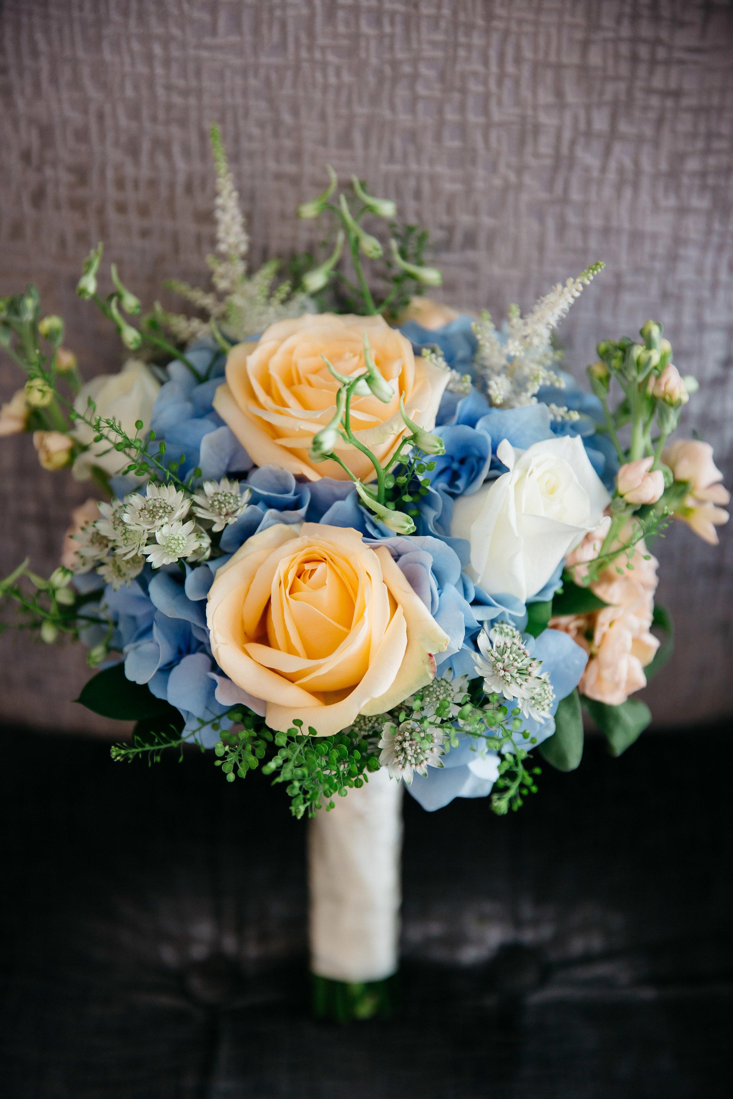 Wedding flowers by Rebecca Mundell Leeds