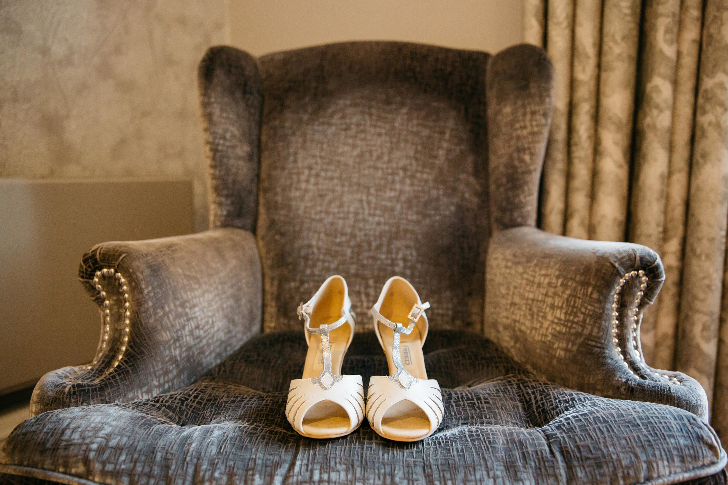 Wedding Shoes by Freed of London