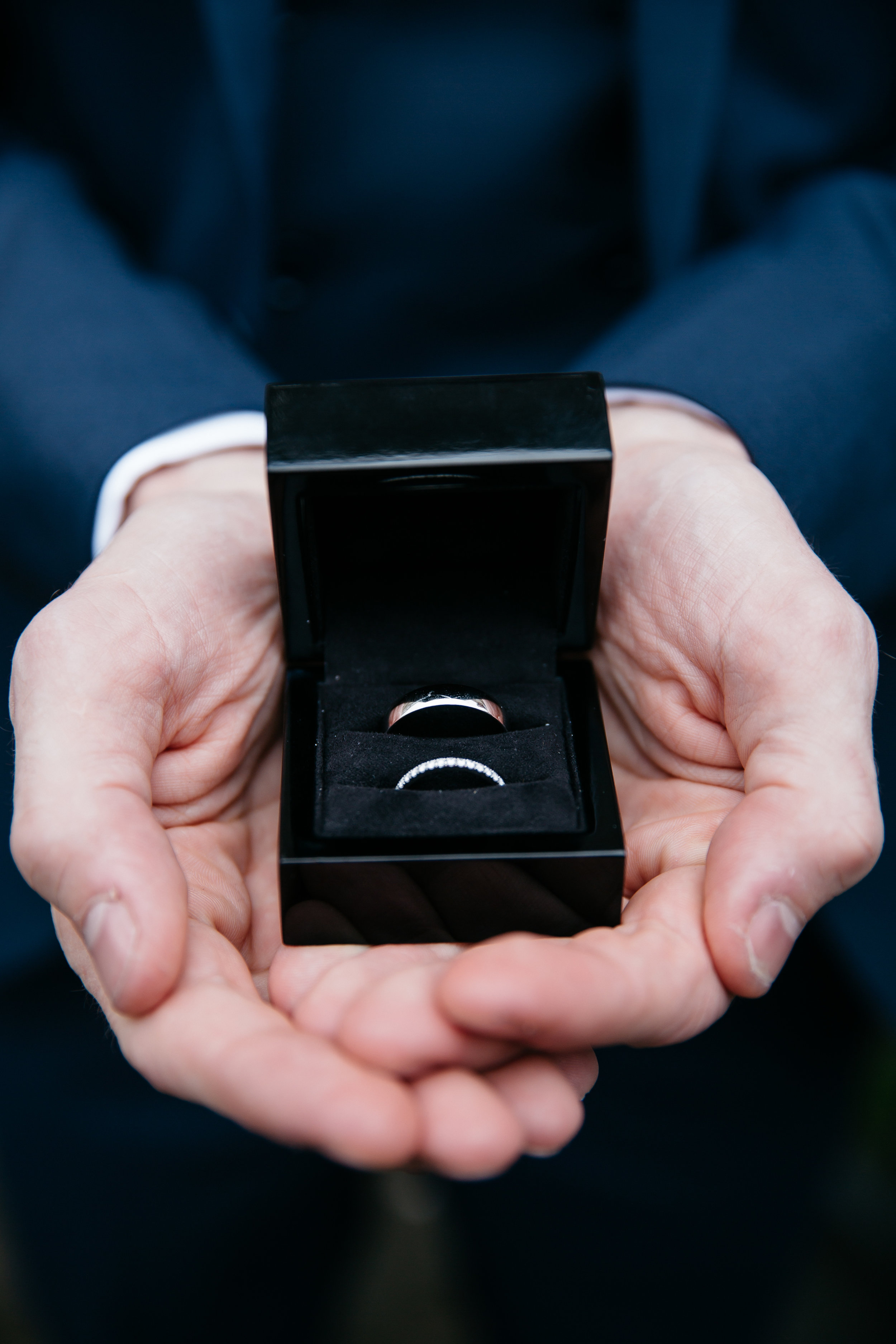 Wedding Rings at Hotel du Vin Harrogate