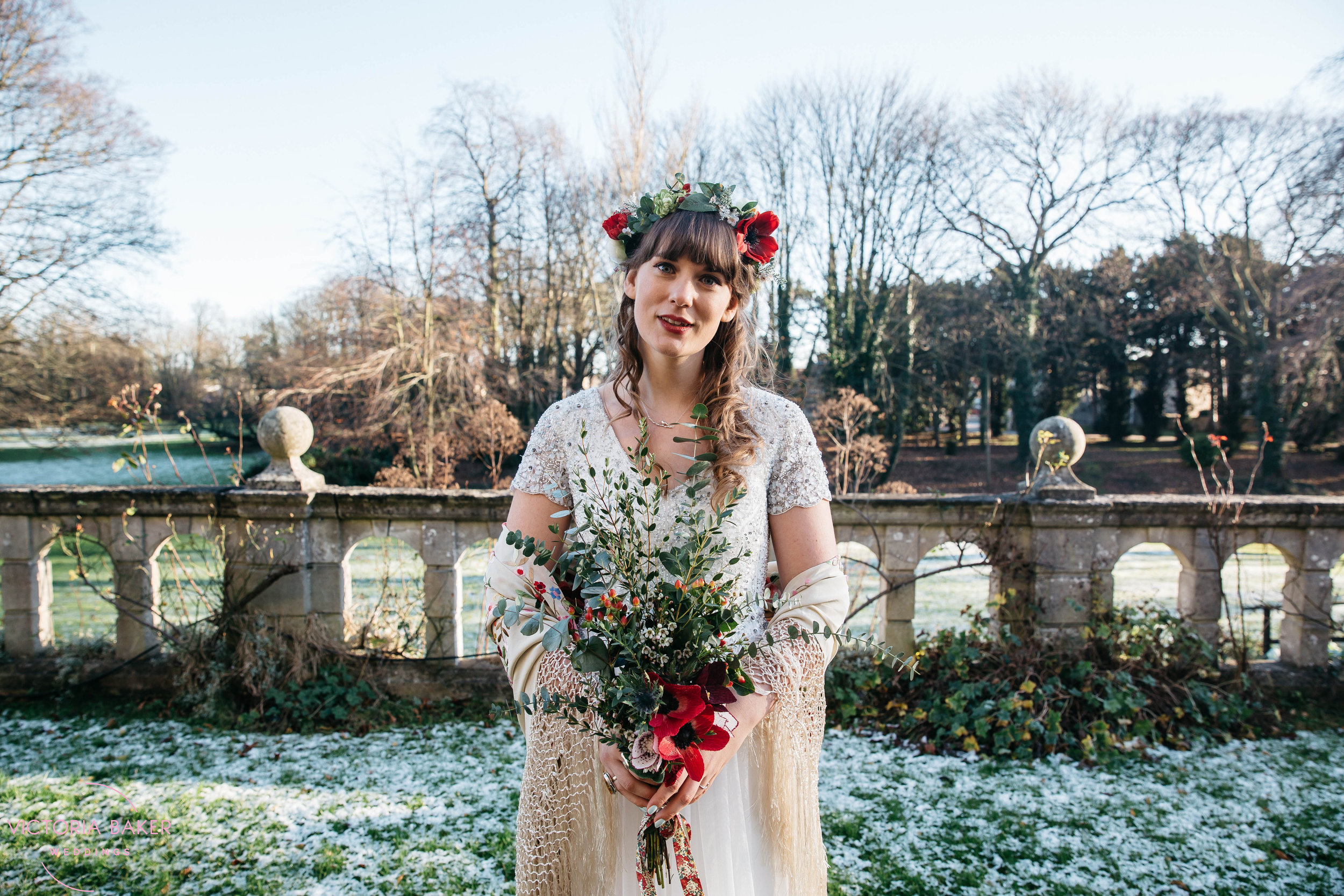 Beautiful Bride at Monk Fryston Hall | Wedding photographer Leeds