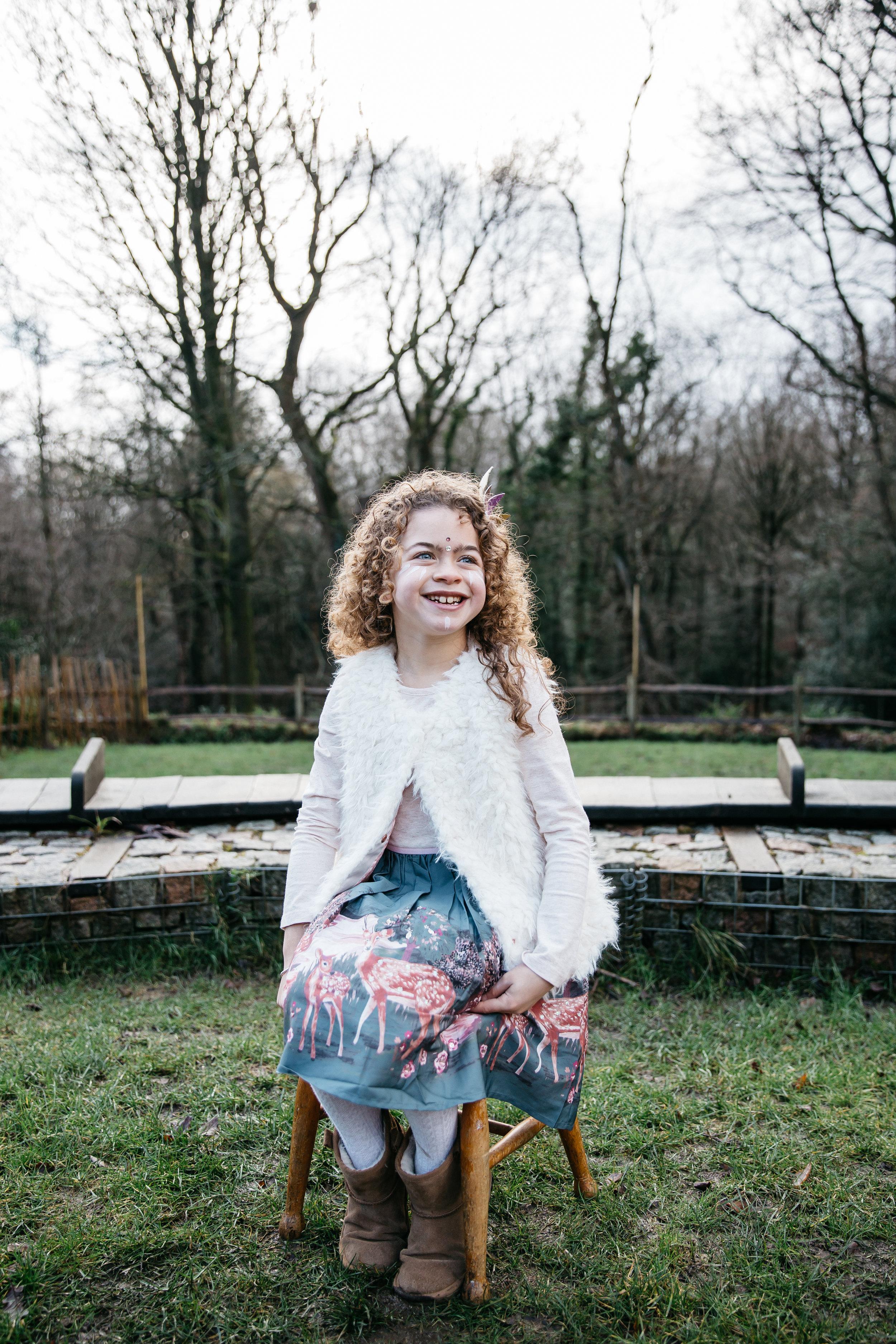 Nieve child model with GDD