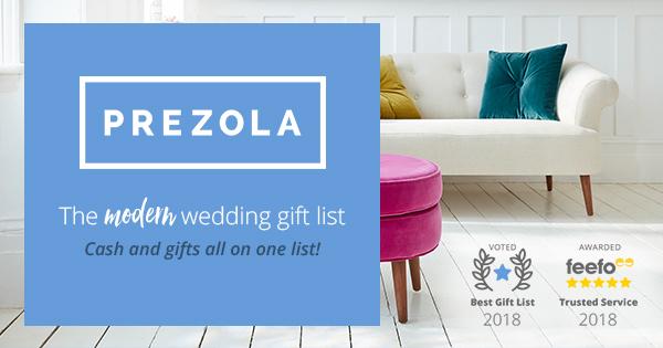 Prezola - the modern wedding gift list
