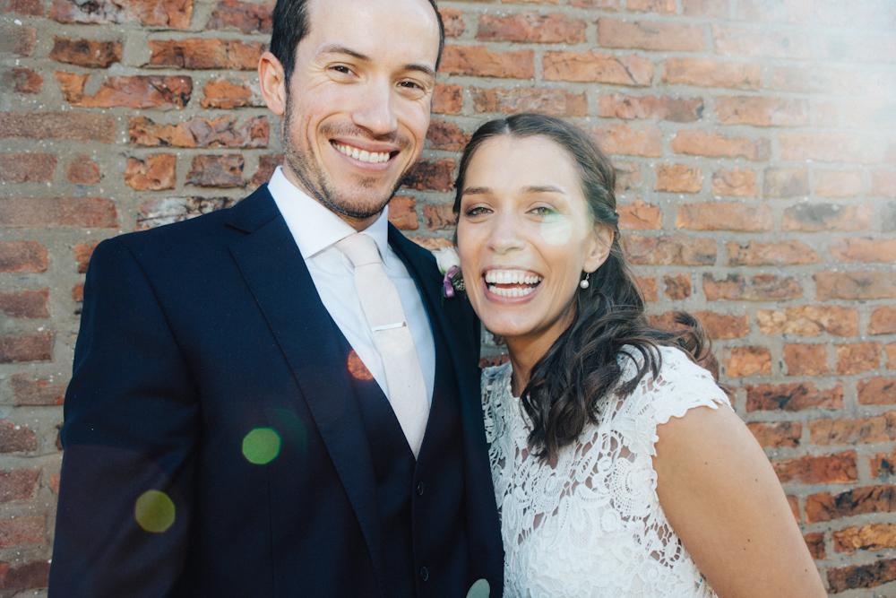 Jenna & Andrew at Barmbyfield Barn York