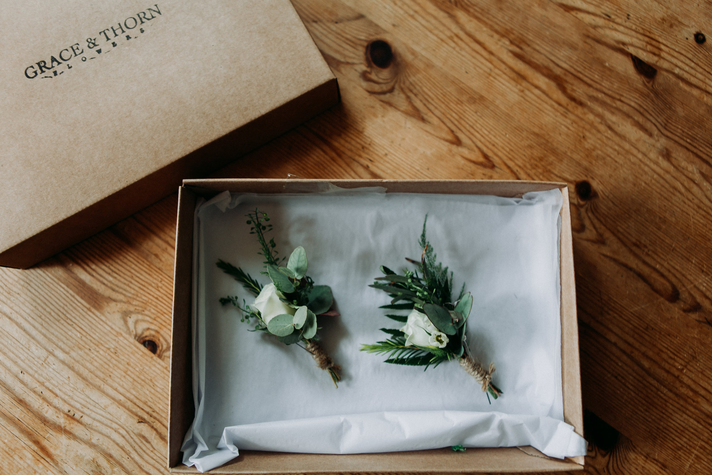 Wedding flowers by Grace & Thorn The Chilterns wedding