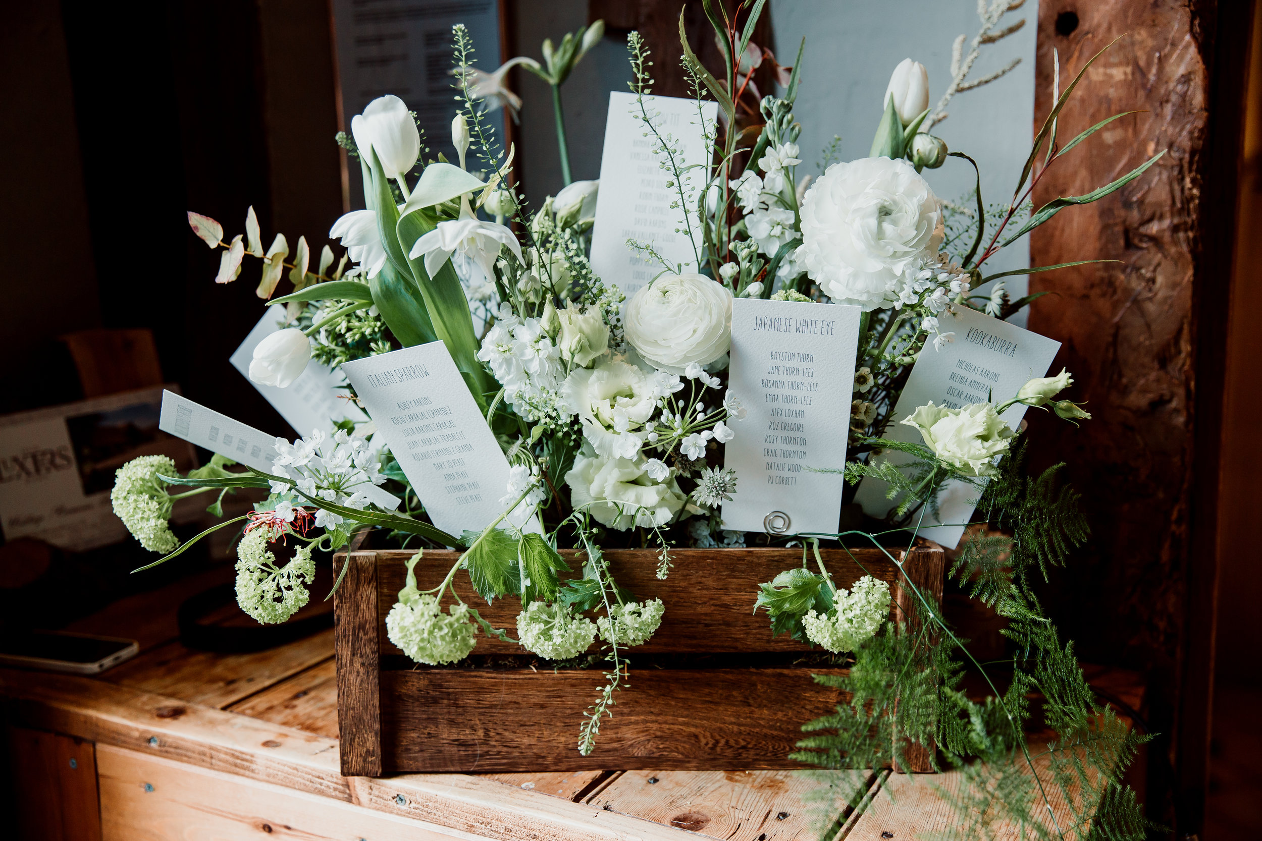 Flowers by Grace & Thorn London