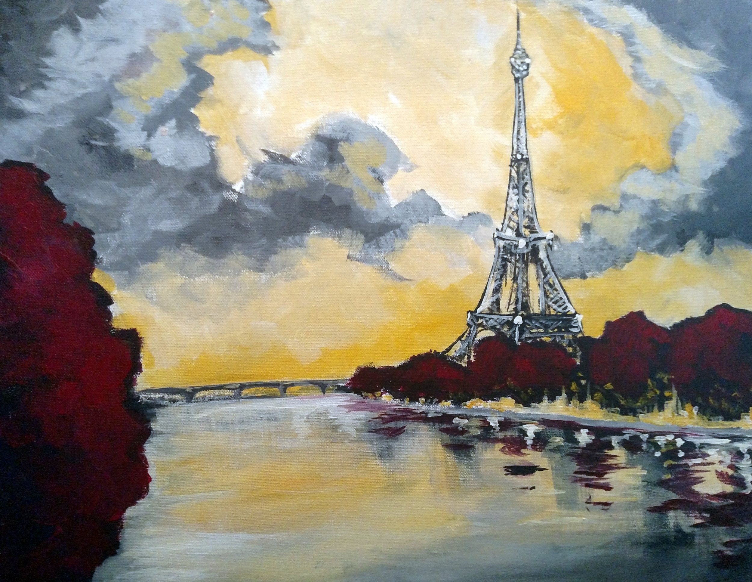 For more information on how to host your own Private Painting Party, please email  angie@popandpaint.com  or call (503) 893-8767.