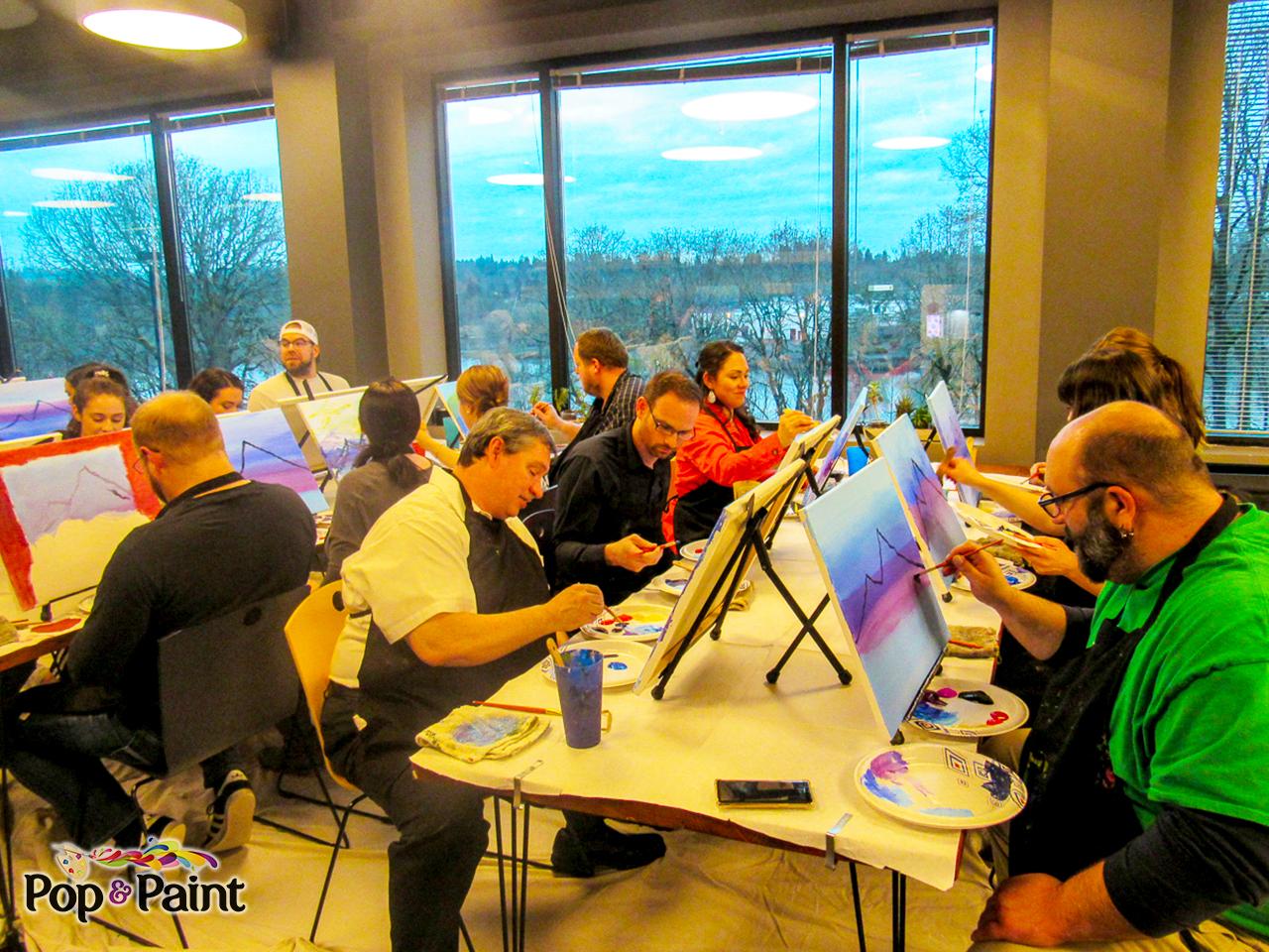 2.13.19 - Mt Hood at Dusk (PE) at Office Space (6).jpg