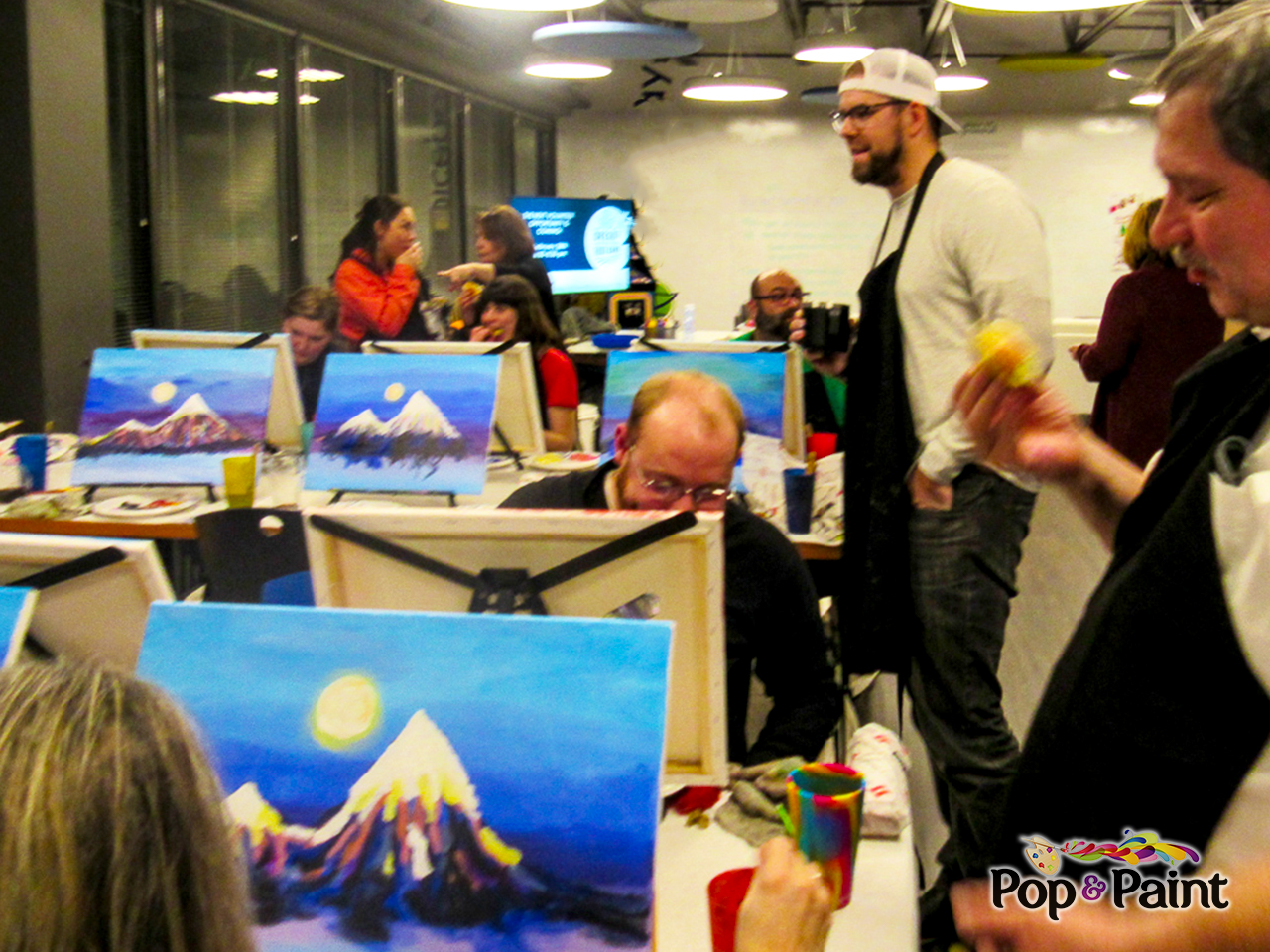 2.13.19 - Mt Hood at Dusk (PE) at Office Space (12).jpg