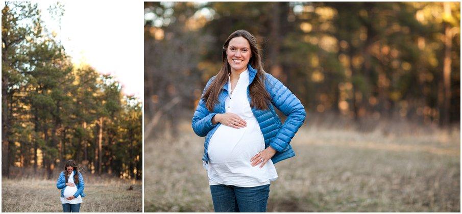 Durango Maternity Photographer // Ginger Moose Photography