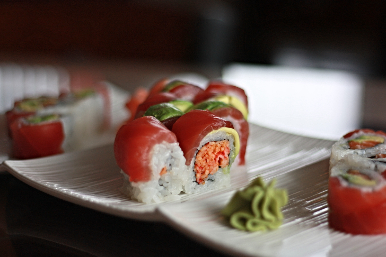 Sushi Girl Roll