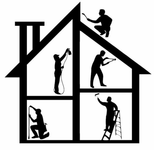 home-repair Logo