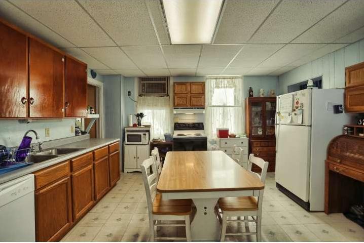 The original kitchen, fist floor