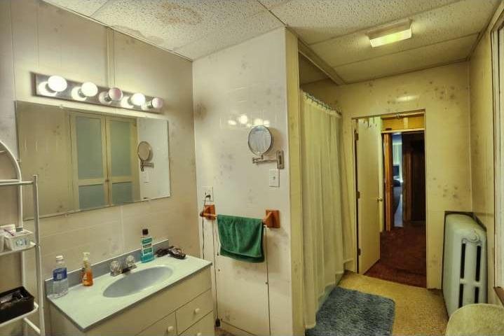 Bathroom Before (Realtor photo)