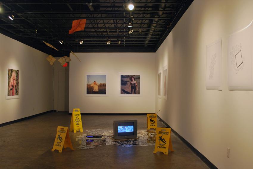 F13 Gallery, Installation, 2010