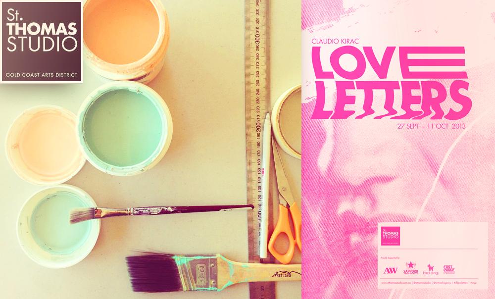 Claudio Kirac — Love Letters