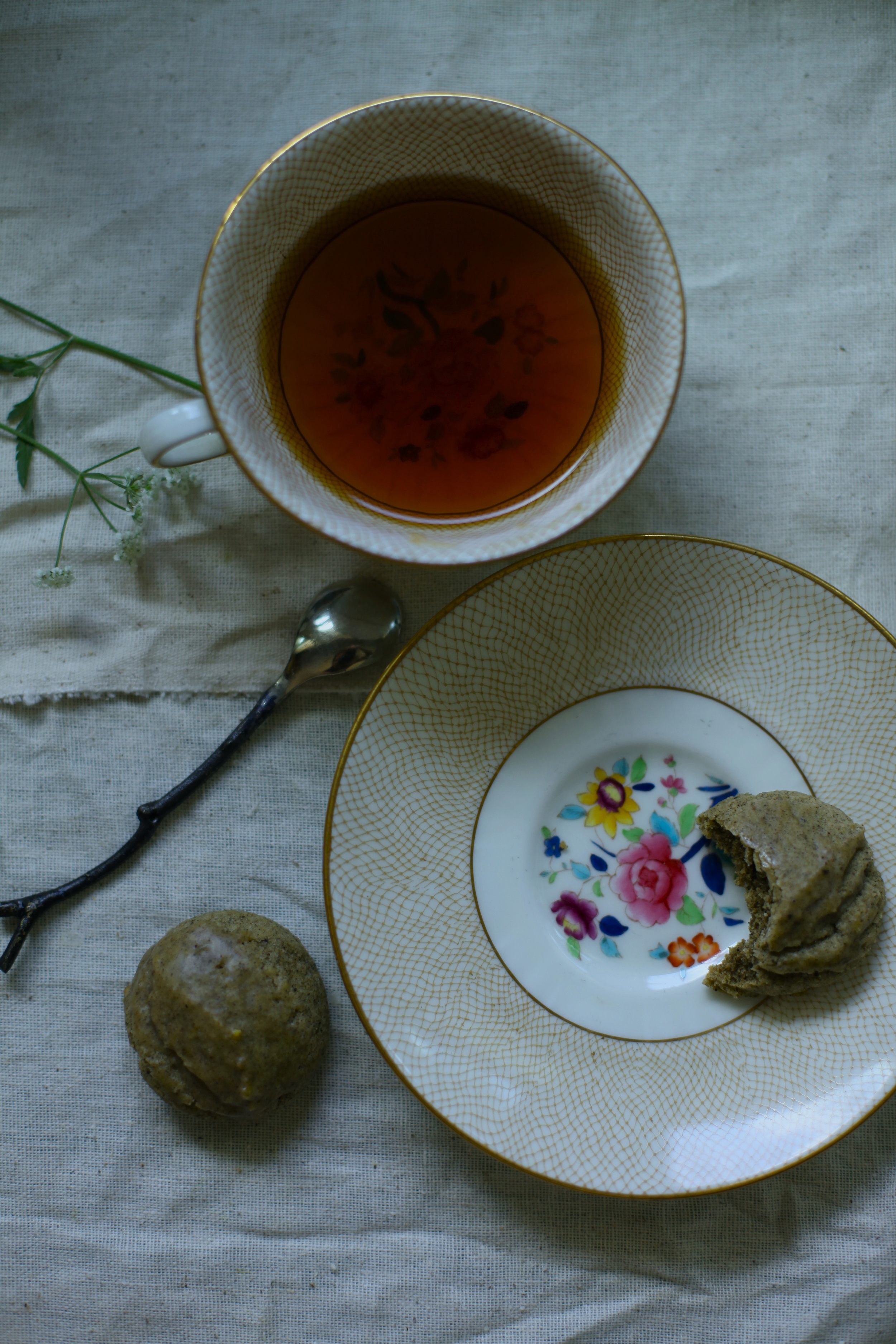 Earl Grey Cookies, Wit + Aroma