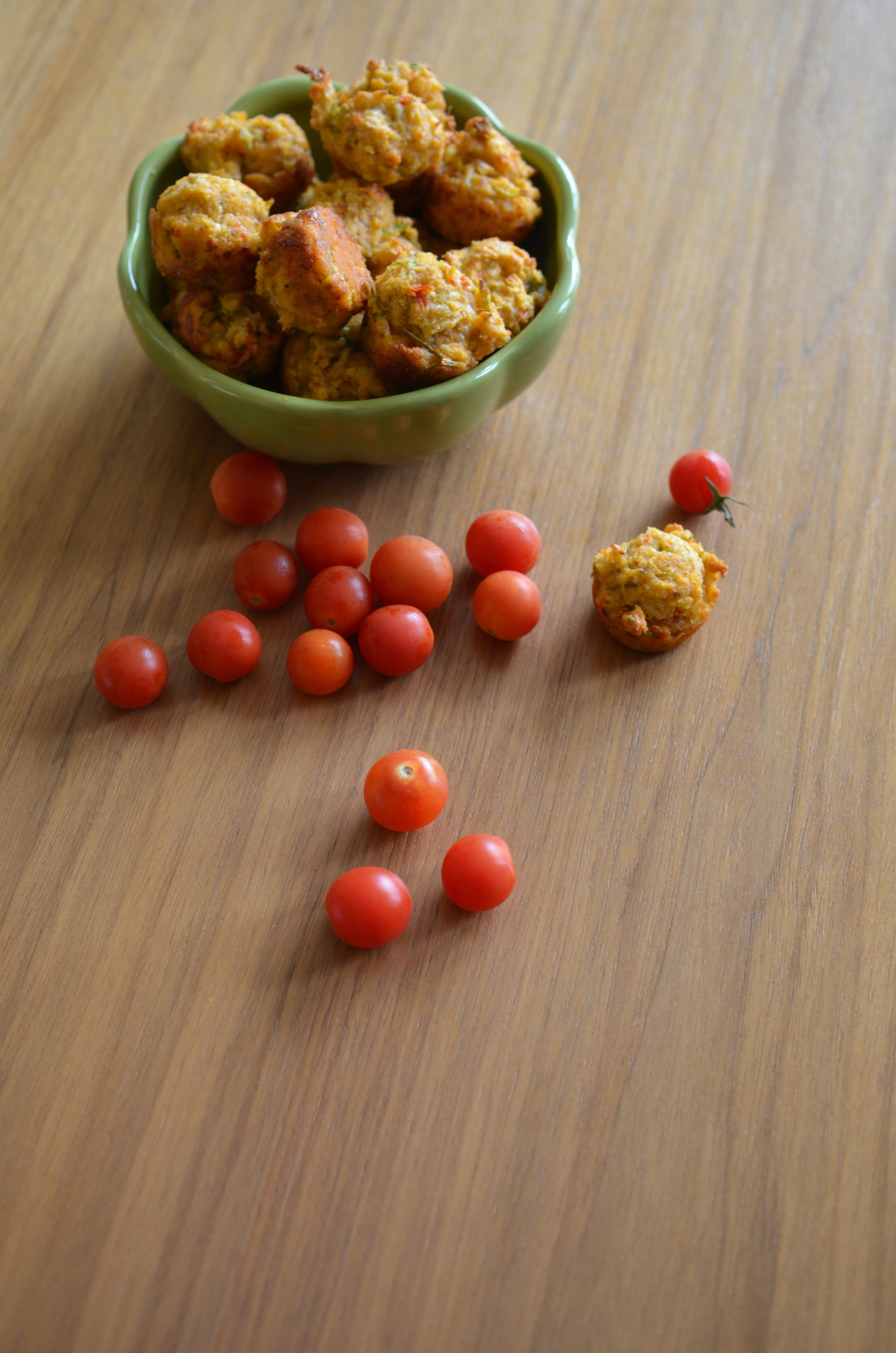 savory mini scones packed with flavor and texture