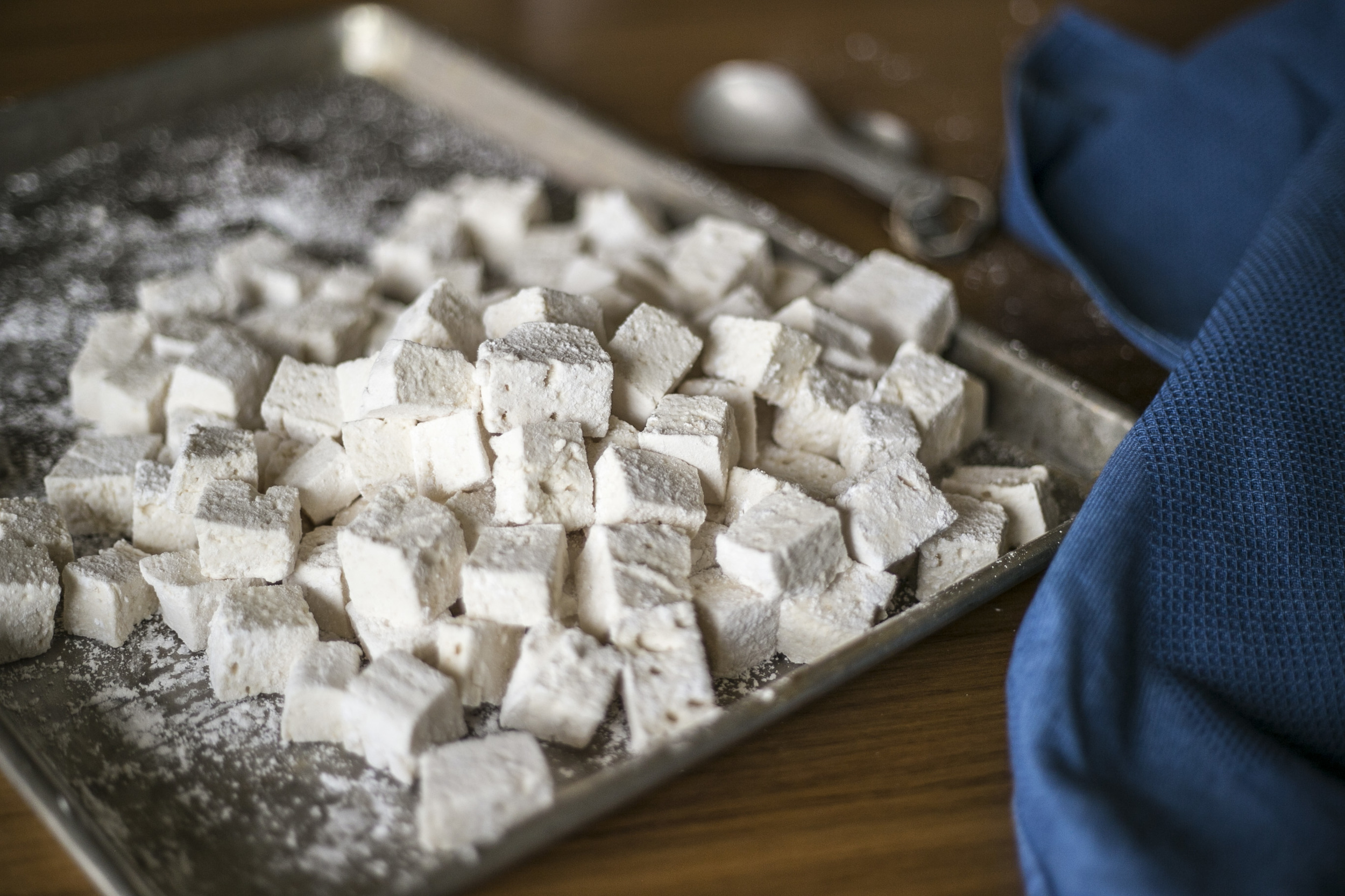 PB2 Flavored Marshmallows • Photo by  KCulp.com