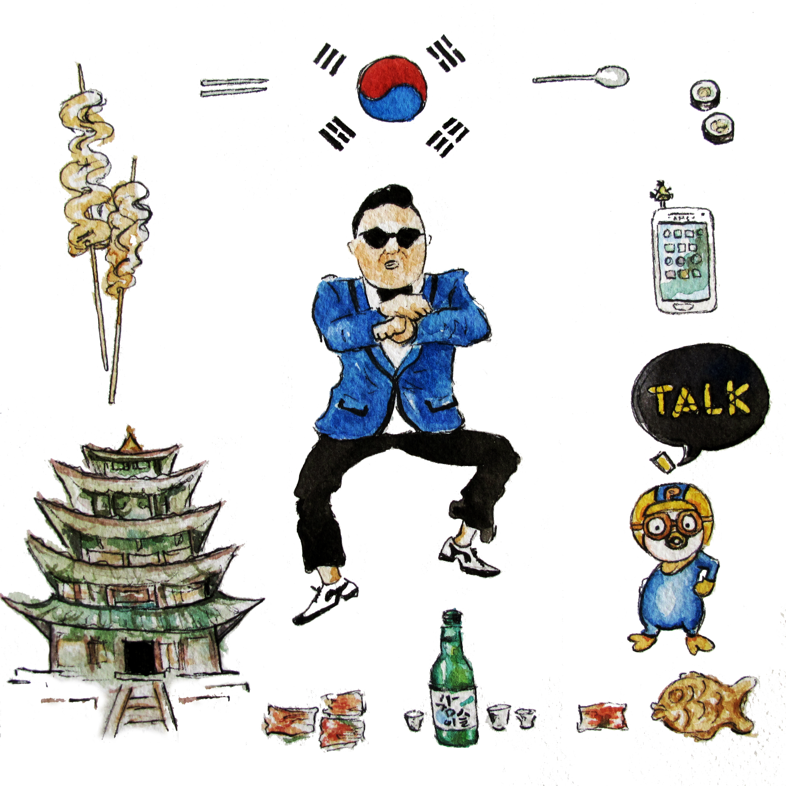 Cheers, South Korea