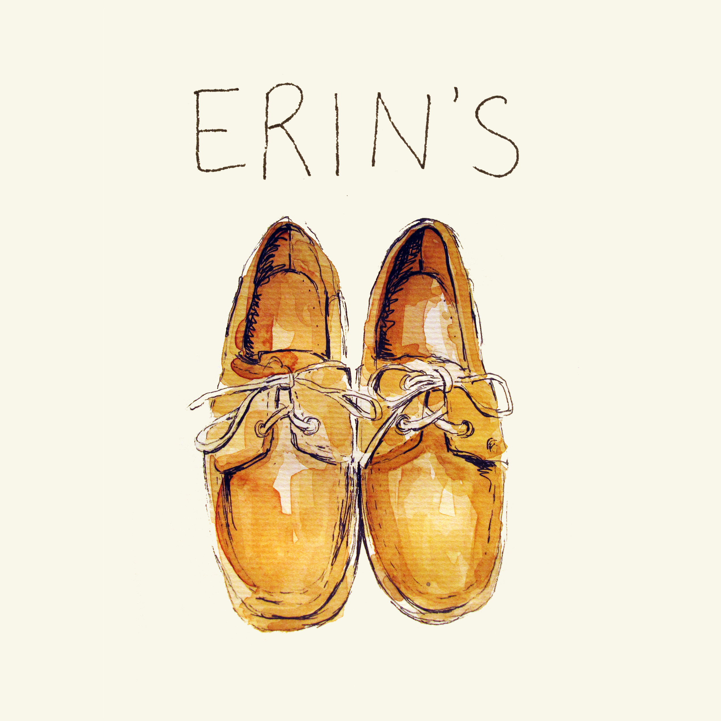 Erin's Shoes