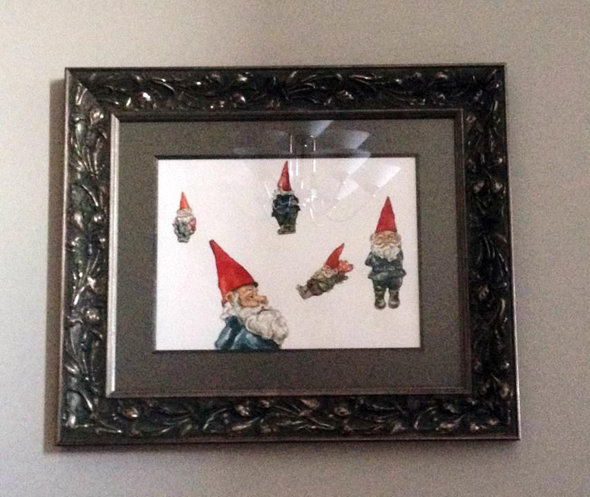 Elaine & Wayne's gnomes