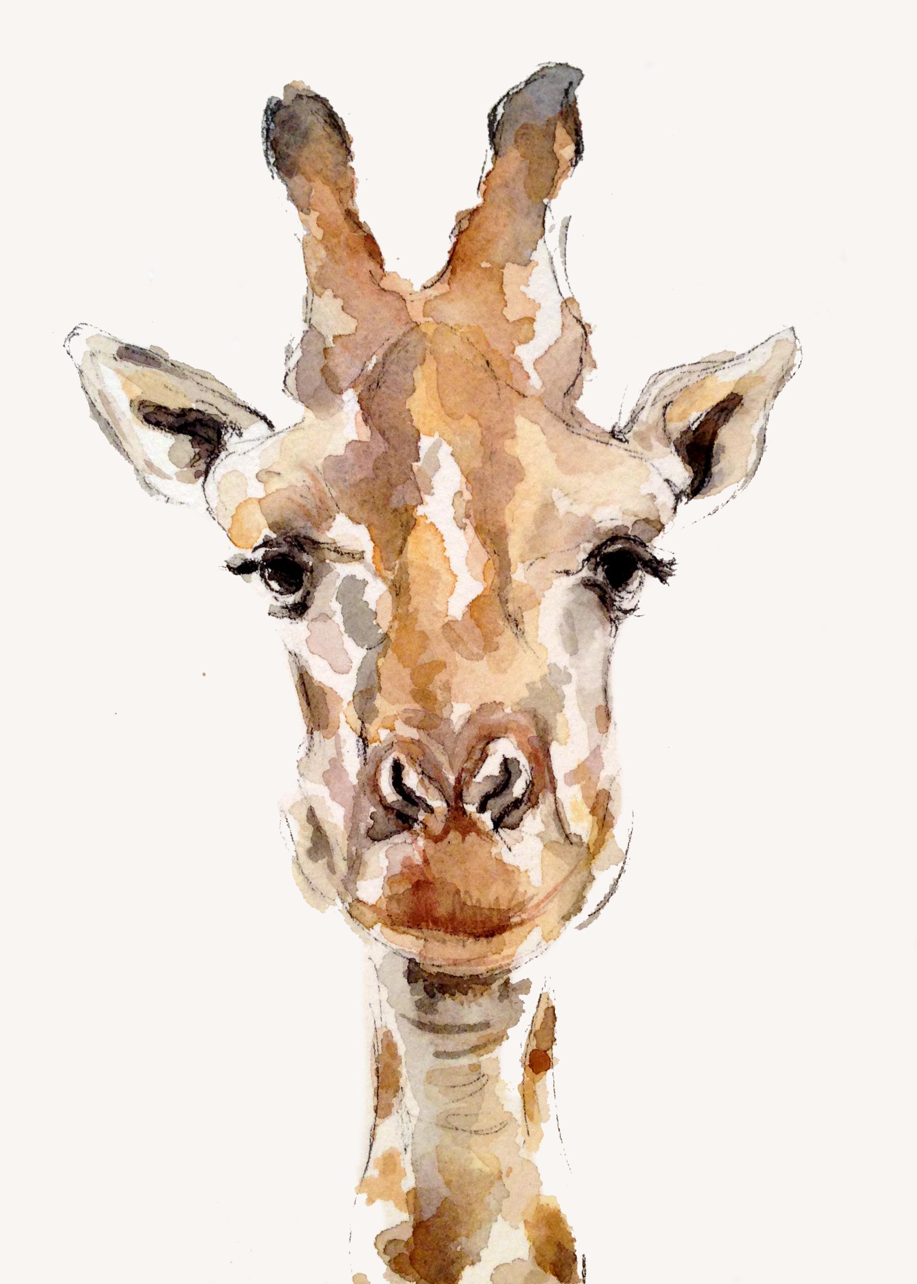 Giraffe (ORIGINAL SOLD)