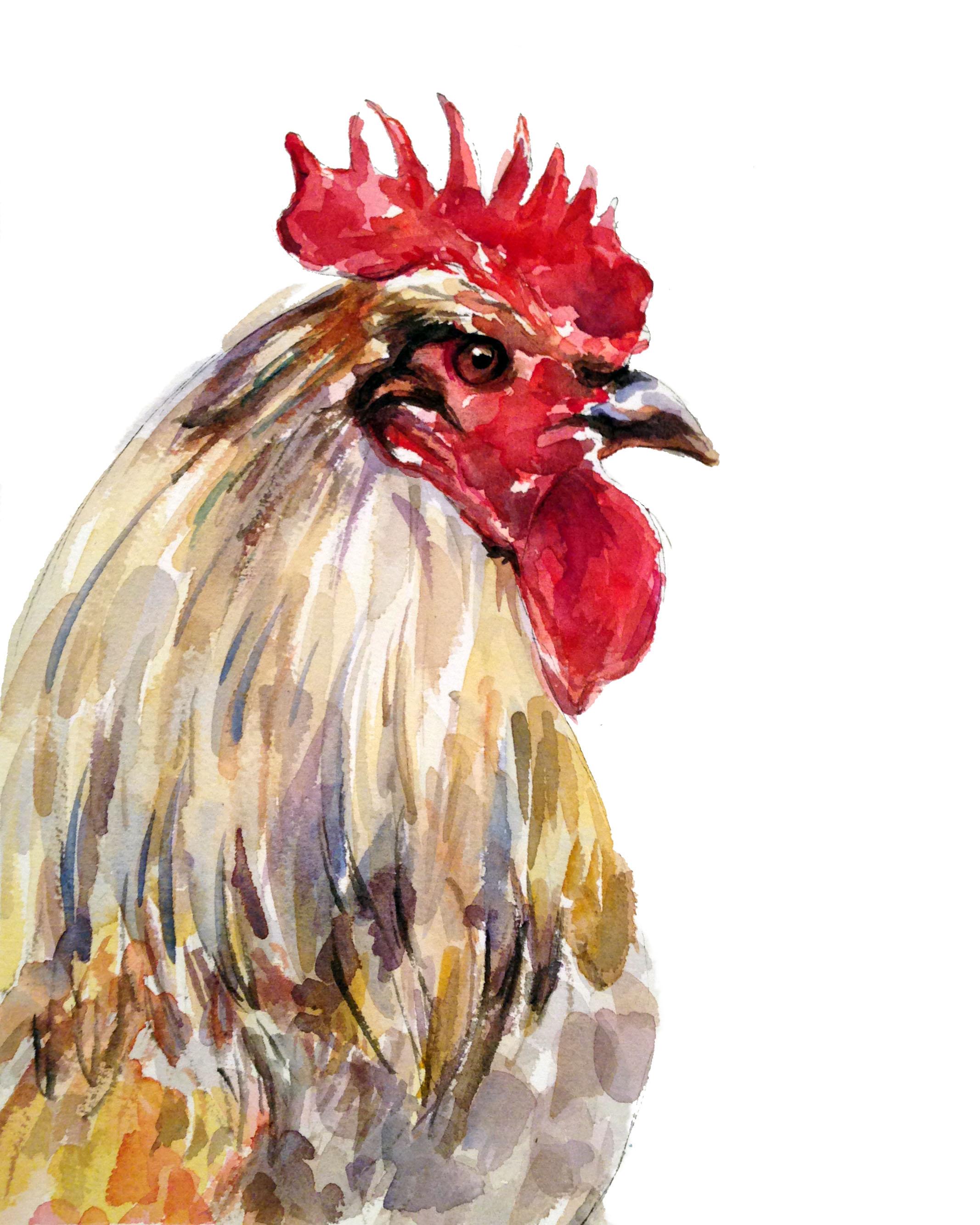 Rooster (ORIGINAL SOLD)