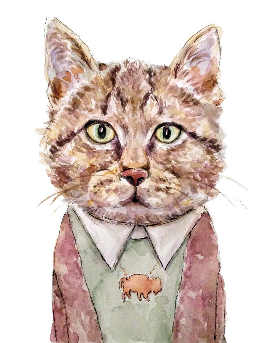 Smithstine Cat (ORIGINAL SOLD)