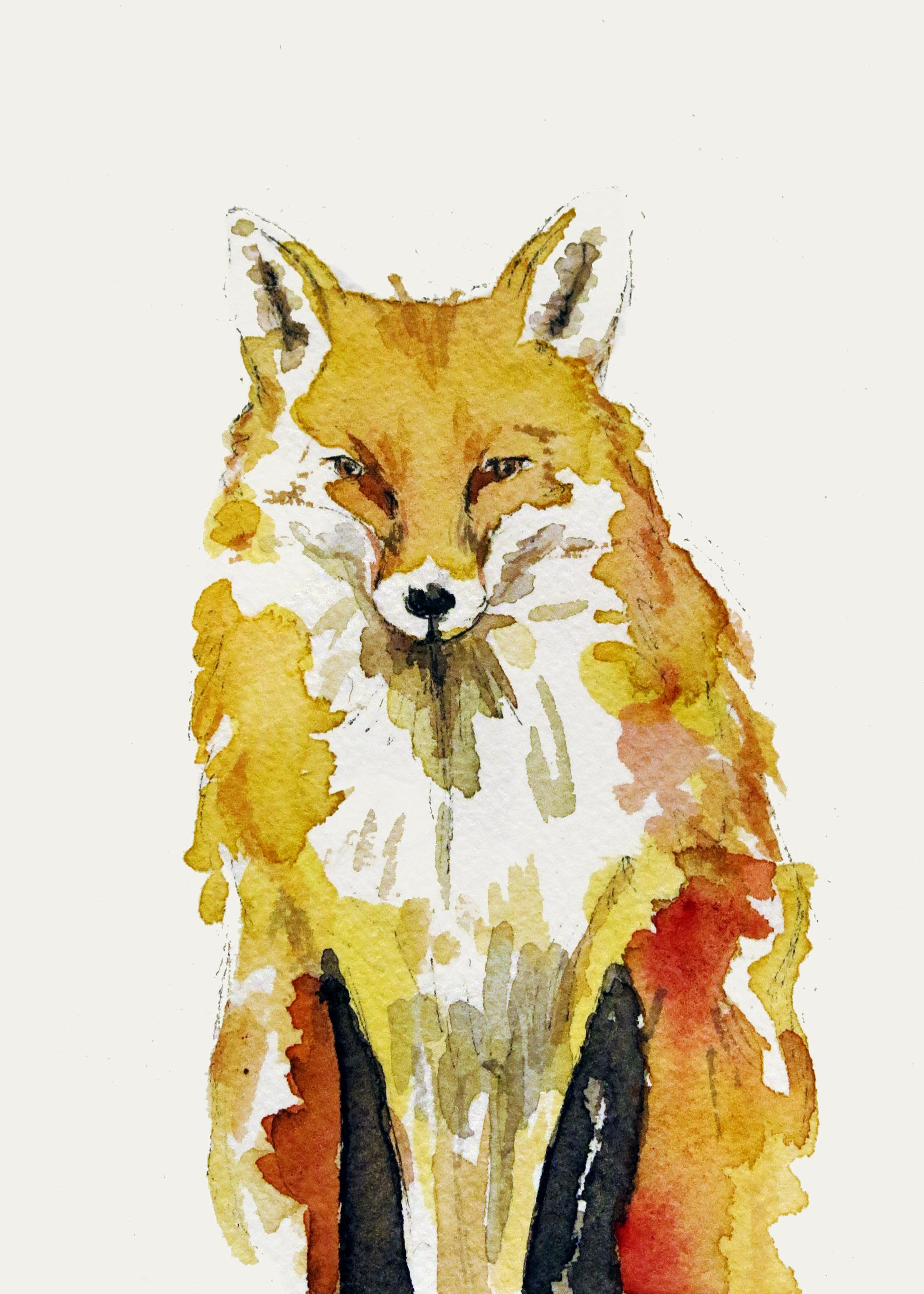Fox (ORIGINAL SOLD)