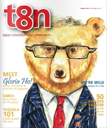 T8N Mayor Bear