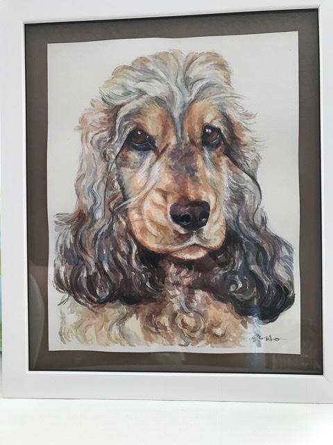 Dory's portrait