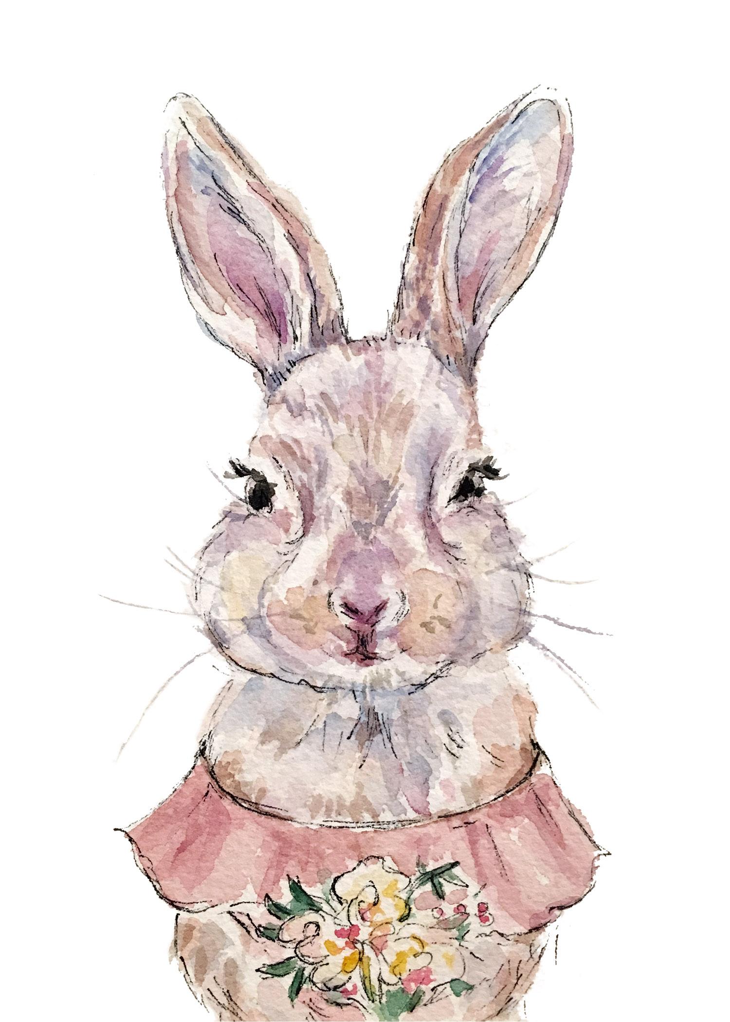 Bridesmaid Bunny