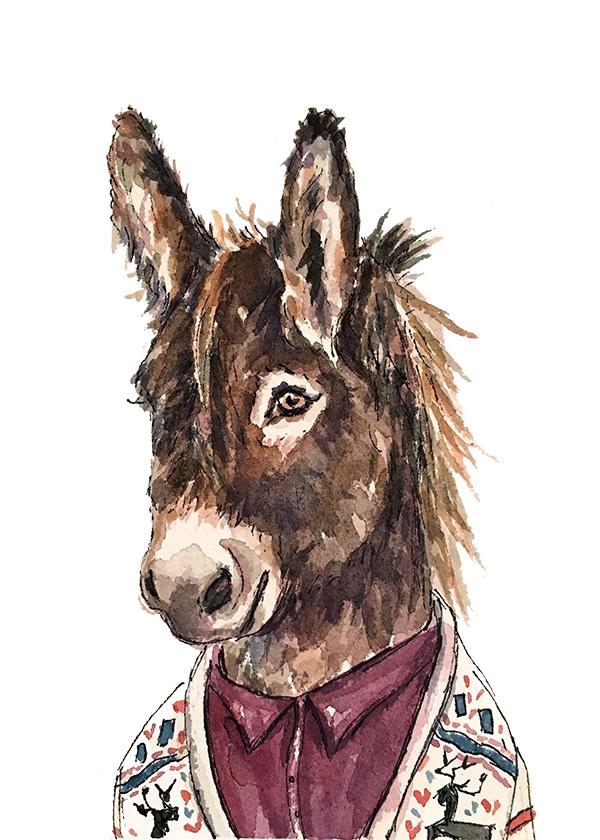 Donkey-xmas-5x7.jpg