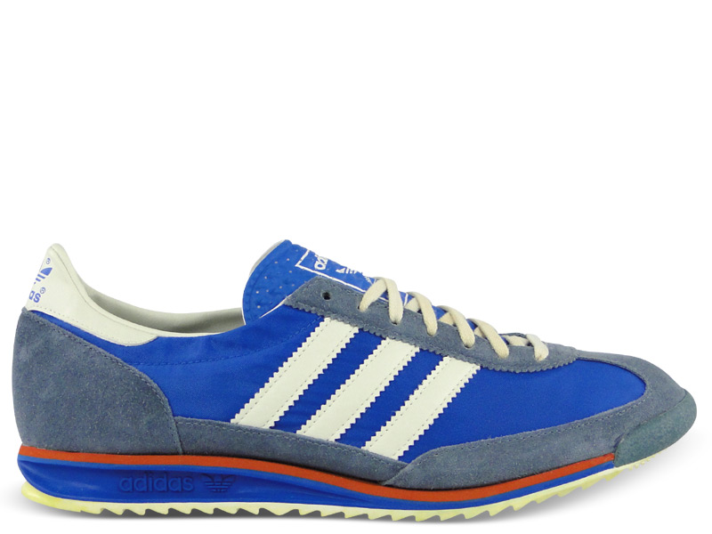 Adidas SL72 Vintage Trainers - Released for the Munich Olympics in 1972