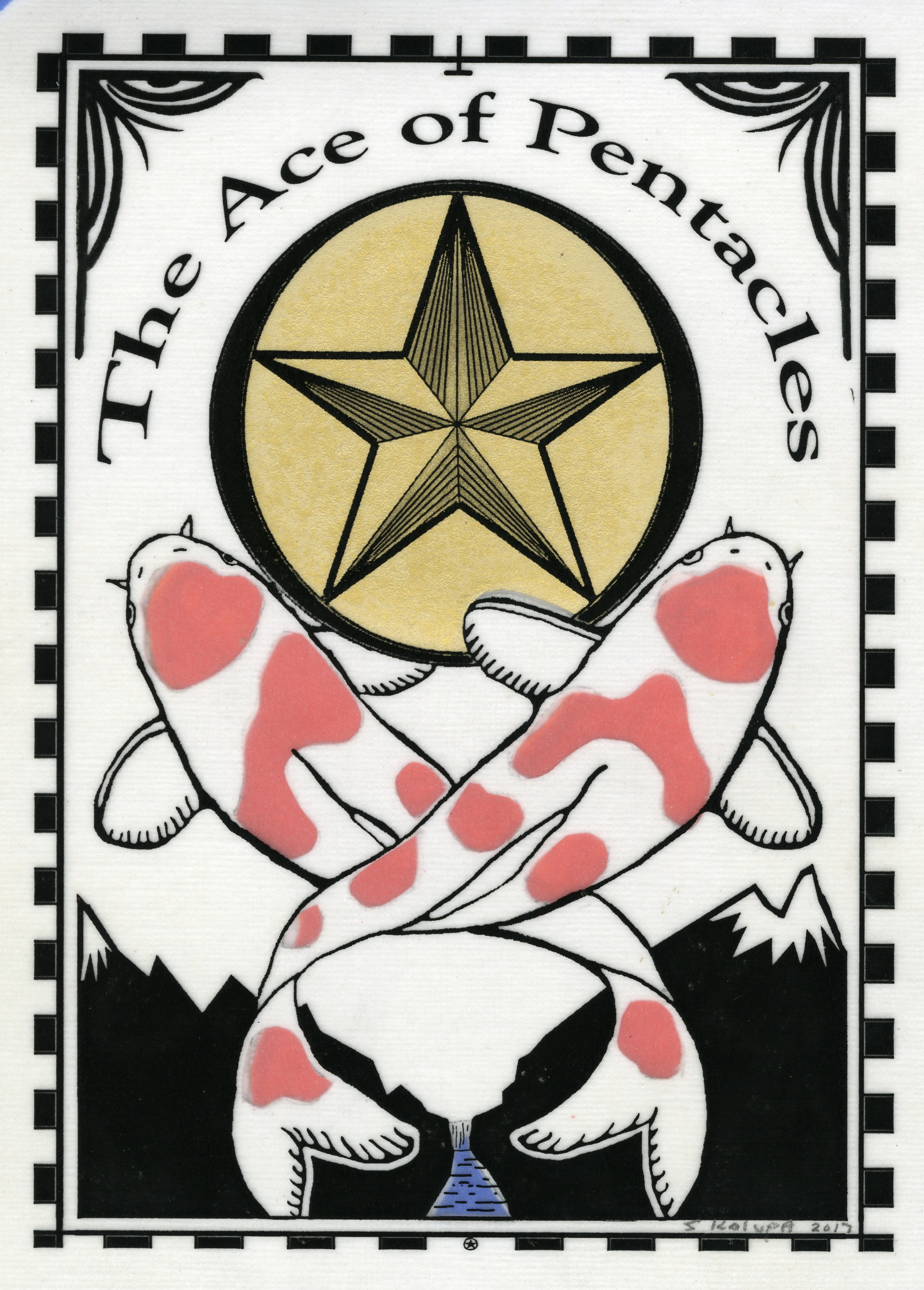 Jim Kalupa - Ace of Pentacles